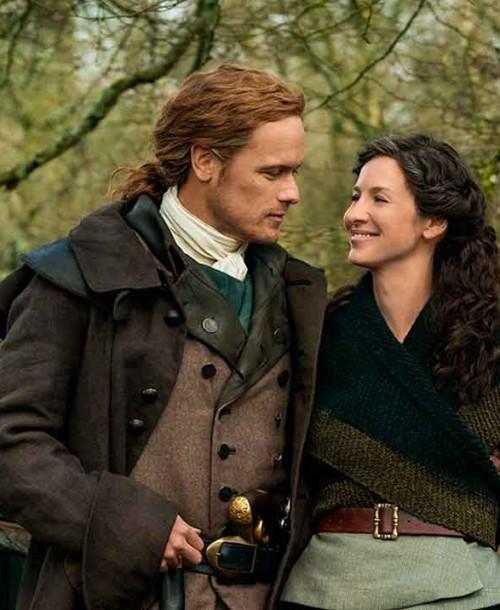 Outlander: las primeras imágenes de la quinta temporada