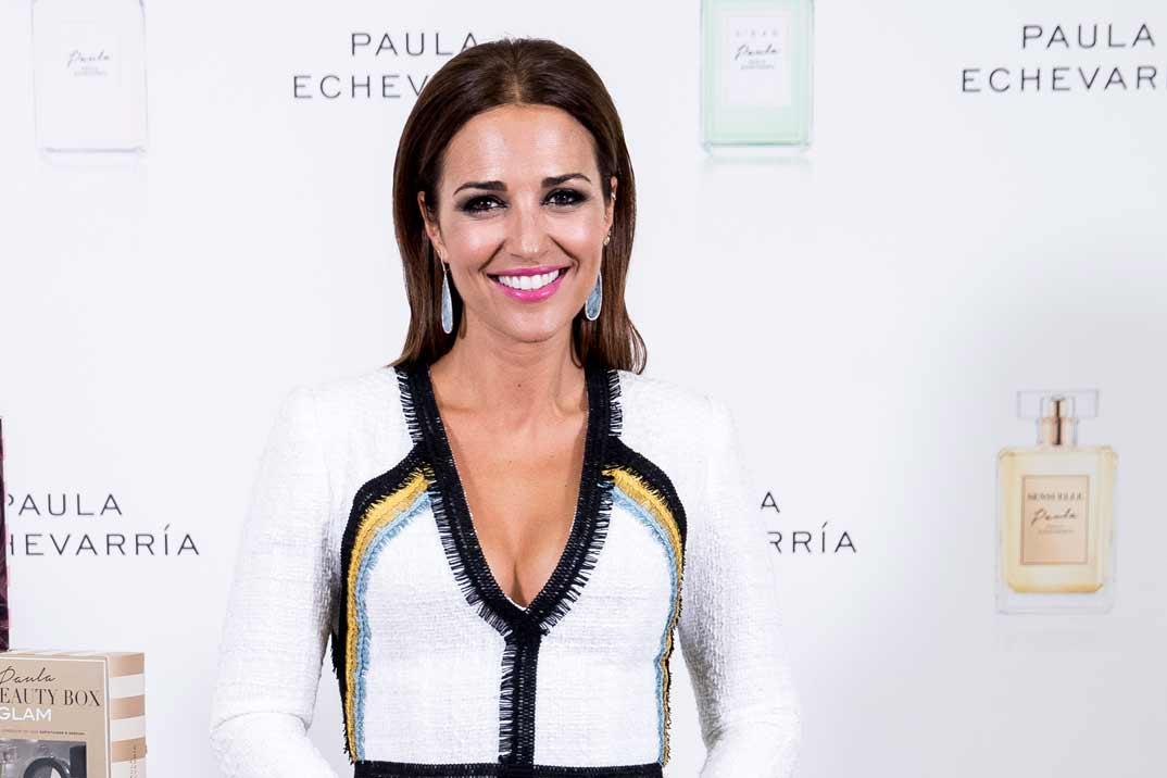 Paula Echevarría tiene el vestido de Zara low cost perfecto