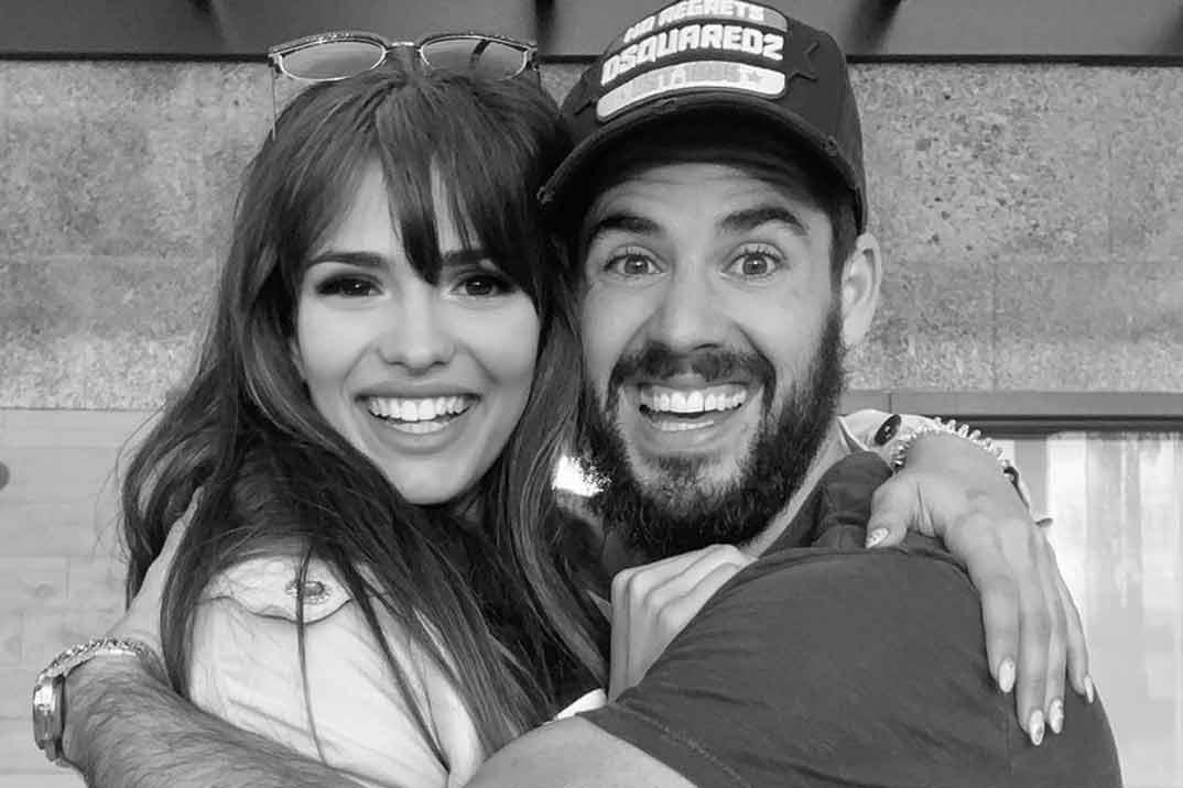 Sara Sálamo e Isco Alarcón ya son papás