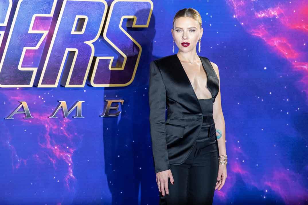 Así es el estilo de Scarlett Johansson, la Viuda Negra