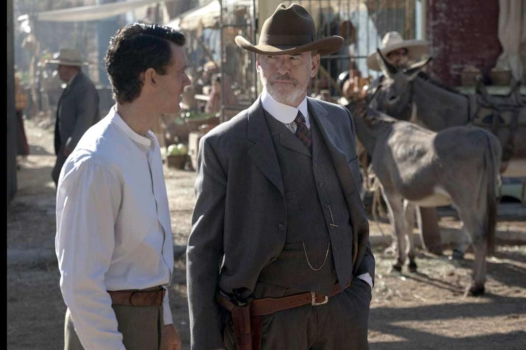 Estreno de la temporada 2 de «The Son», protagonizada por Pierce Brosnan