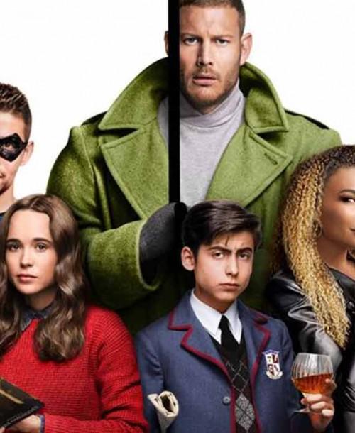 «The Umbrella Academy» Estreno de la segunda temporada en Netflix