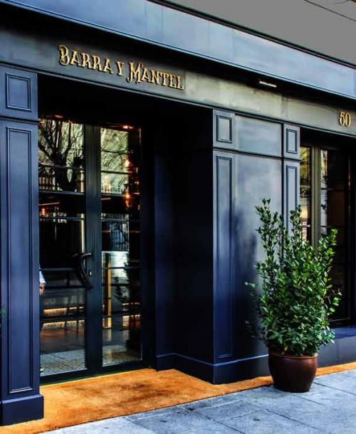 Barra y Mantel, un bistro con sabores de siempre