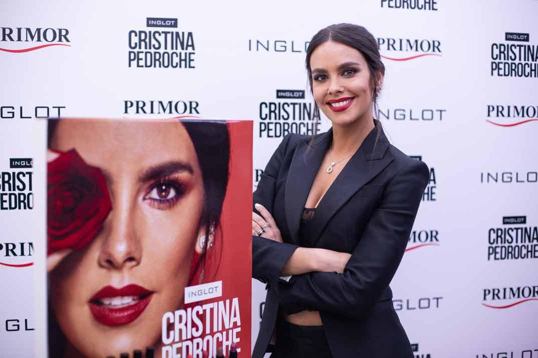 Cristina Pedroche, imagen de su firma de maquillaje