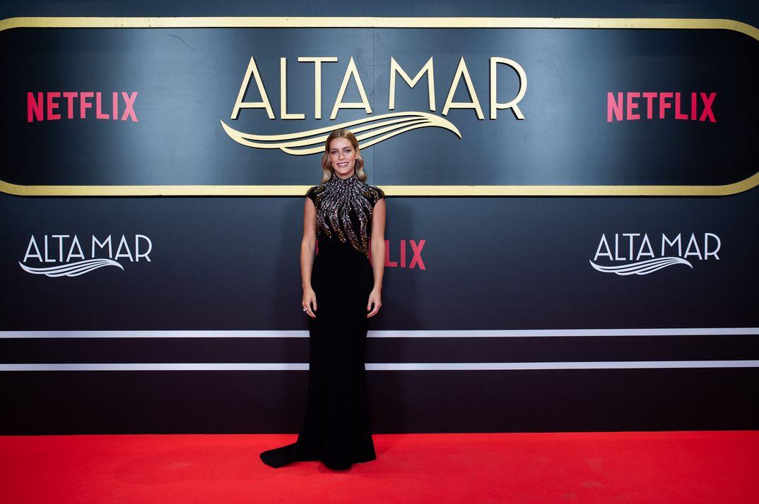 Alejandra Onieva - Alta mar - Samuel de Román para Getty/Netflix