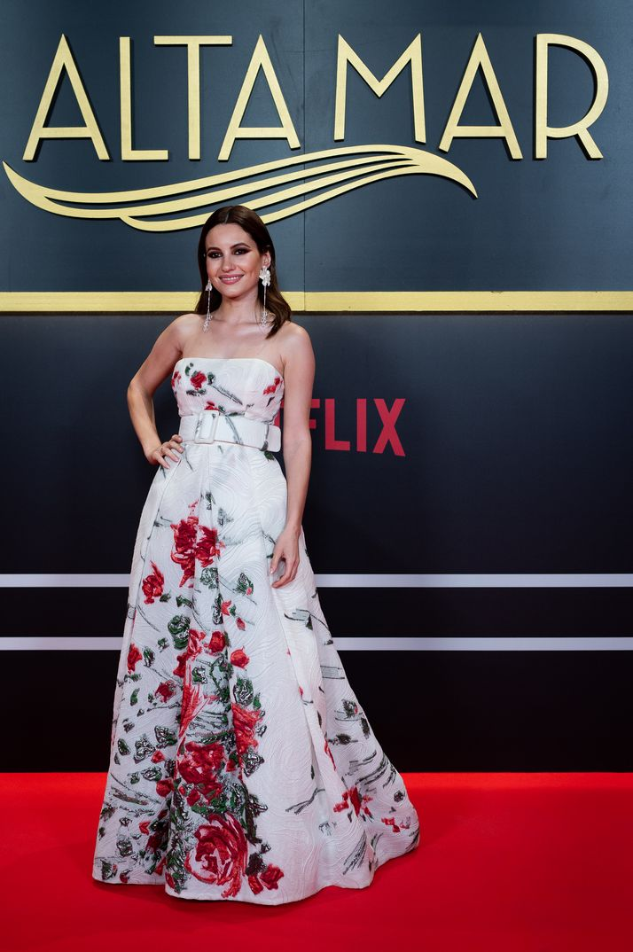 Ivana Baquero - Alta mar - Samuel de Román para Getty/Netflix