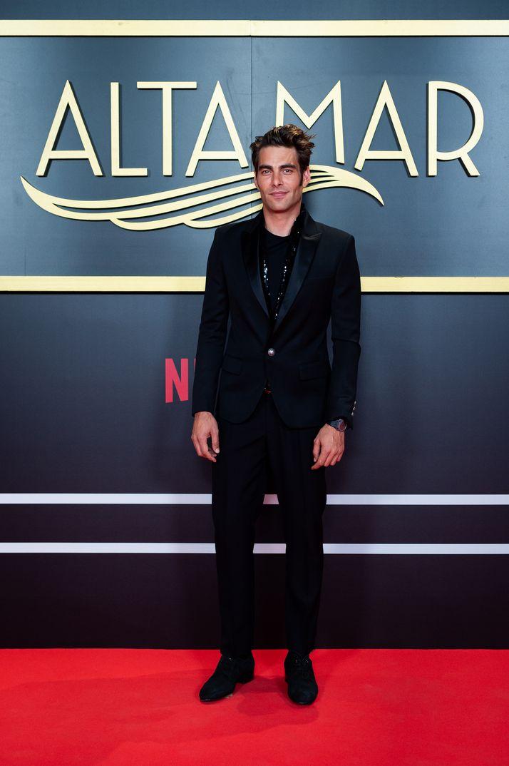 Jon Kortajanera - Alta mar - Samuel de Román para Getty/Netflix