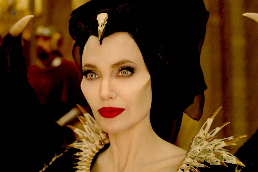 Primeras imágenes de Angelina Jolie, más villana que nunca, en «Maléfica 2»