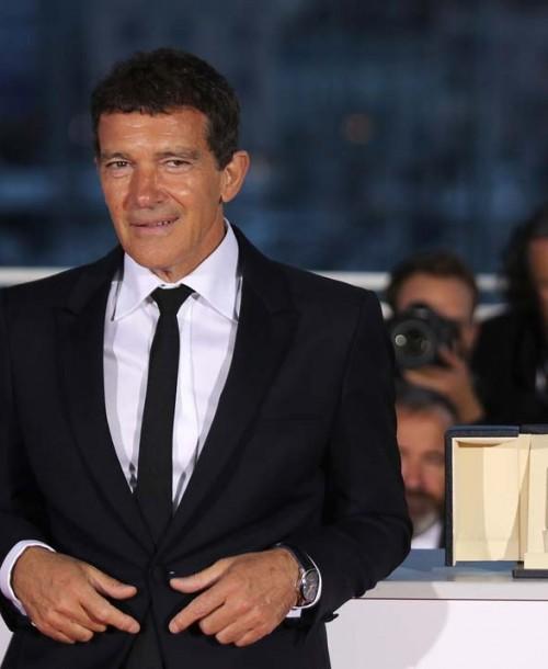 El triunfo de Antonio Banderas en Cannes