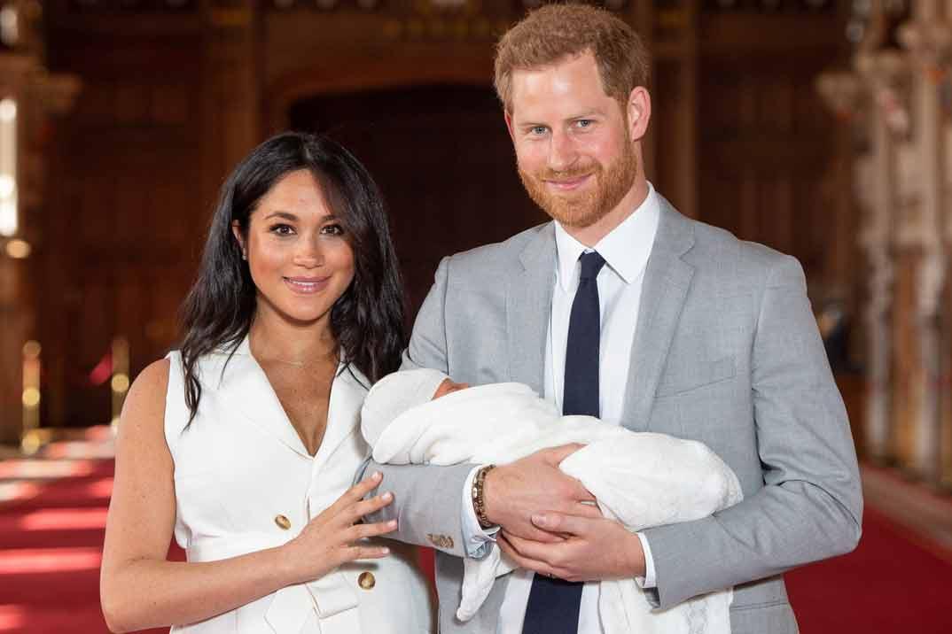 Todo lo que sabemos del bautizo de Archie, el hijo de los duques de Sussex