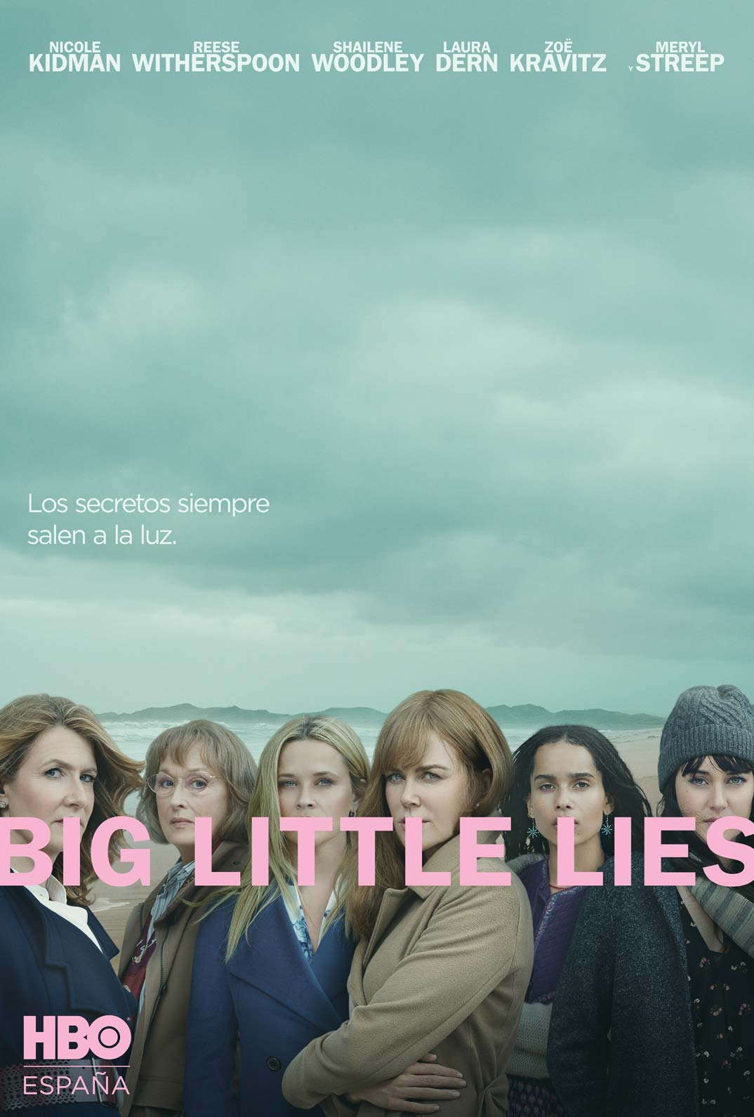 Big Little Lies - Temporada 2 © HBO