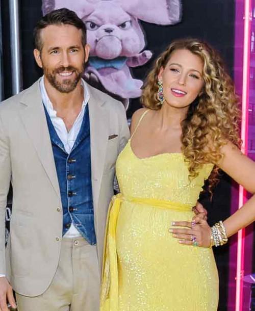 Blake Lively y Ryan Reynolds ocultan durante meses que han sido padres por tercera vez