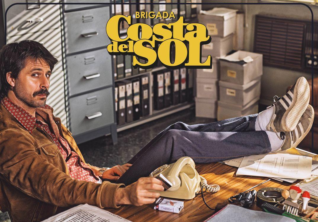 Hugo Silva - Brigada Costa del Sol © Mediaset