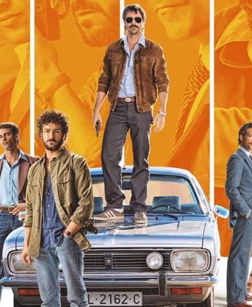 Gran estreno de «Brigada Costa del Sol», con Sara Sálamo, Hugo Silva y Jesús Castro