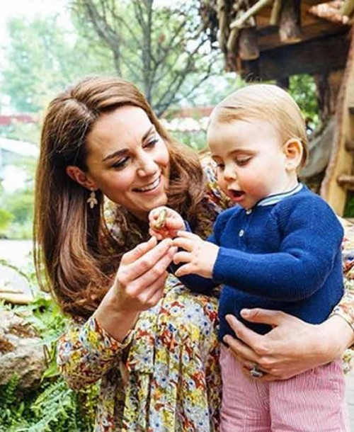 Kate Middleton confiesa que recurrió a la hipnosis para dar a luz