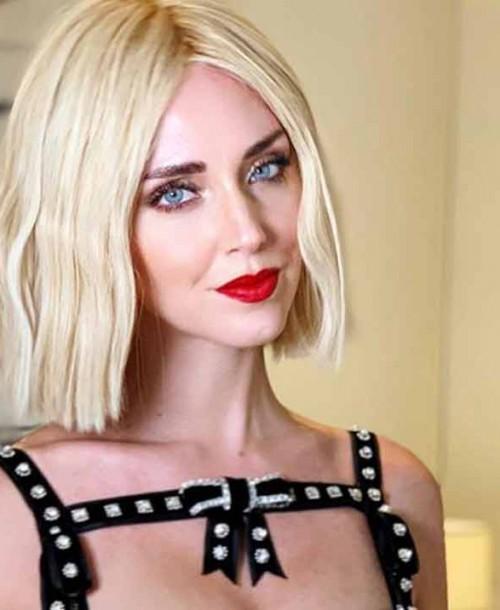 Chiara Ferragni sorprende con su nuevo look