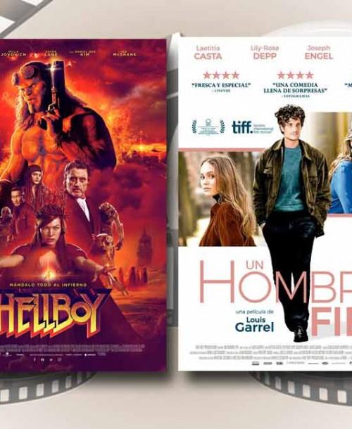 Estrenos de Cine de la Semana… 17 de Mayo 2019