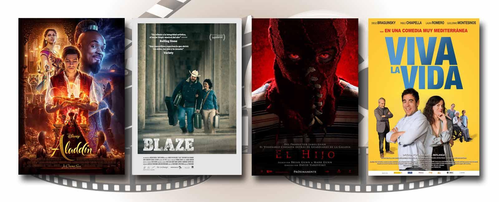 Estrenos de Cine de la Semana… 24 de Mayo 2019