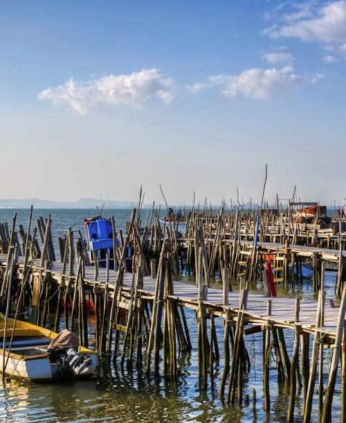 Comporta en Portugal, un paraíso entre el mar y los arrozales