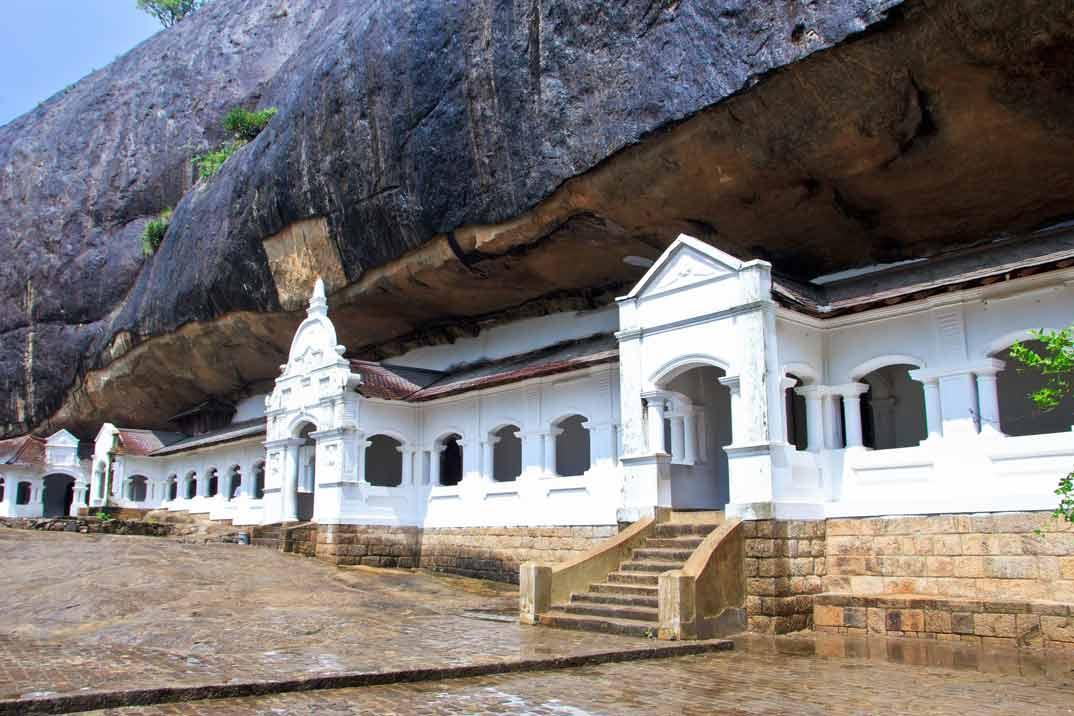 dambulla-templo