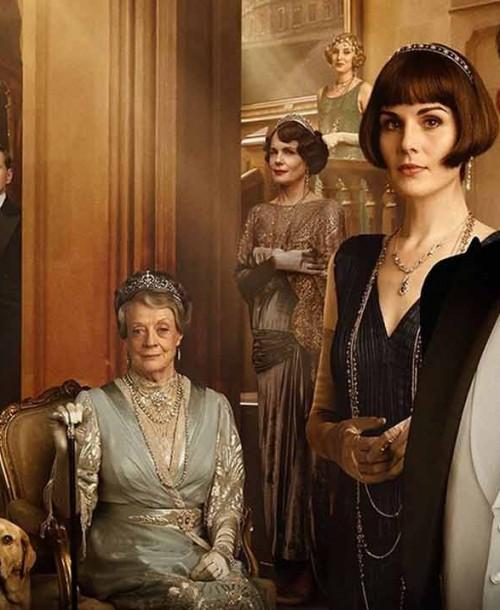 Primeras imágenes de «Downton Abbey», la película