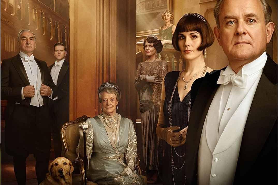"""Primeras imágenes de """"Downton Abbey"""", la película"""
