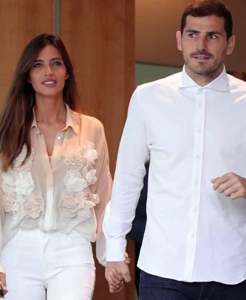 Sara Carbonero y su familia regresan a Madrid