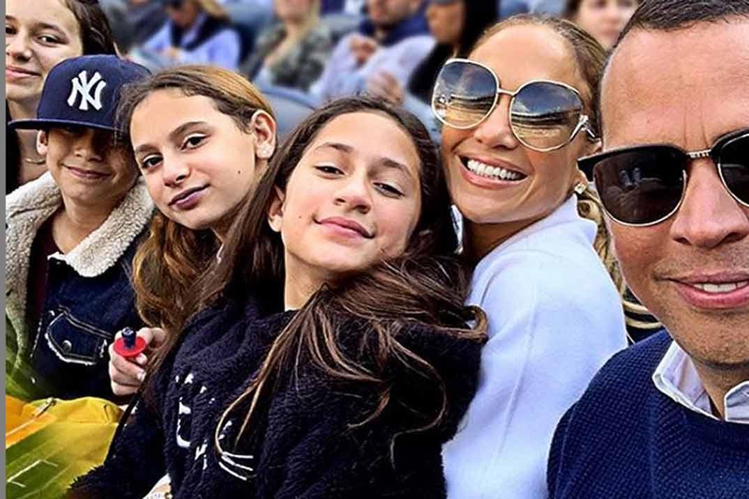 Así canta la hija de Jennifer López y Marc Anthony