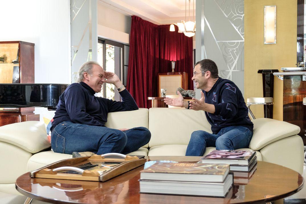 Bertín Osborne y Jorge Javier Vázquez - Mi casa es la tuya © Mediaset
