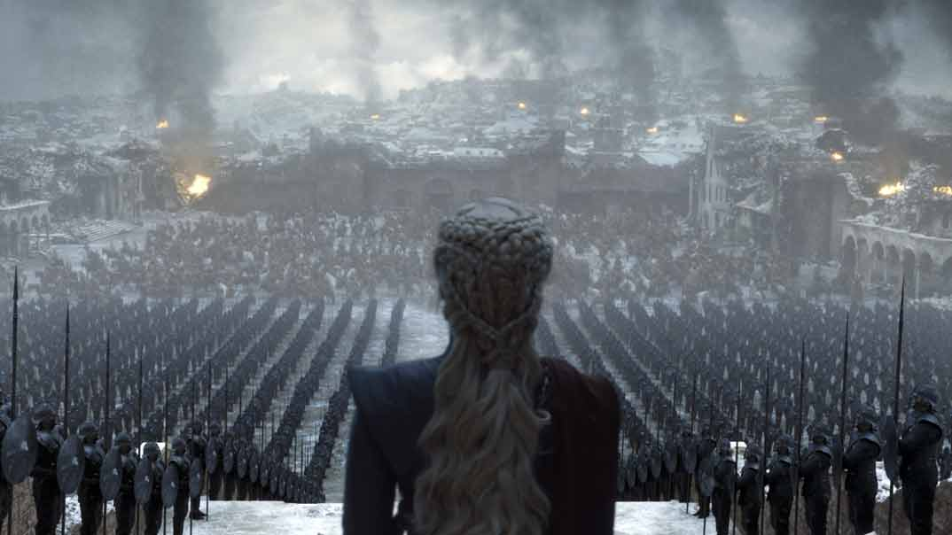 Juego de Tronos - Temporada 8 - Episodio Final - Episodio 6 © HBO