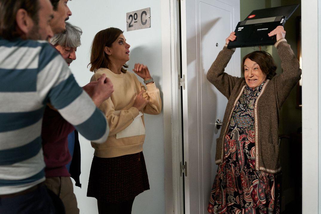 La que se avecina - Temporada 11 - Capítulo 3 © Mediaset