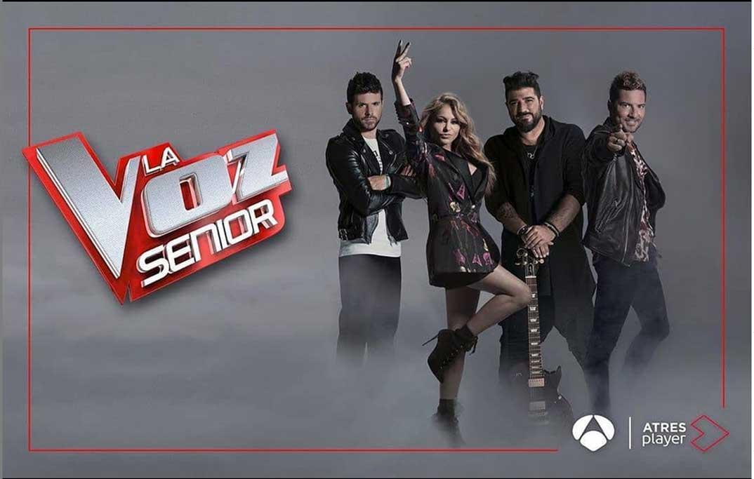La Voz Senior © Atresmedia