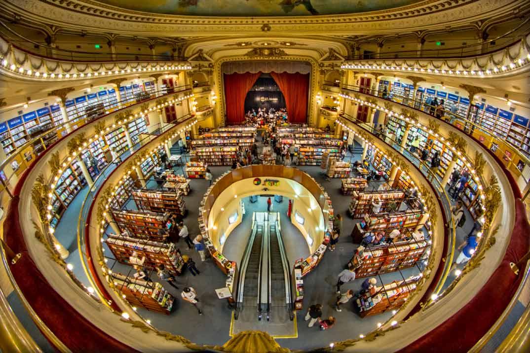 Seis librerías imprescindibles en Buenos Aires para amantes de la lectura