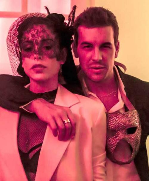 Las imágenes más «hot» de Blanca Suárez y Mario Casas