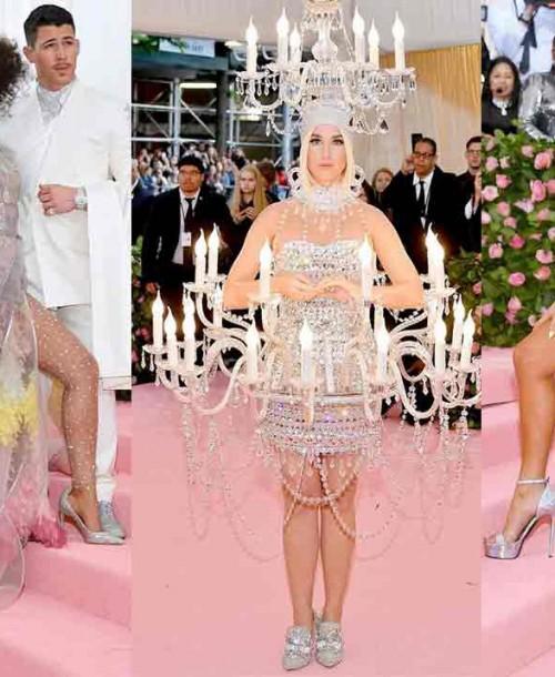 Gala MET 2019: Los looks más extravagantes – Parte 1