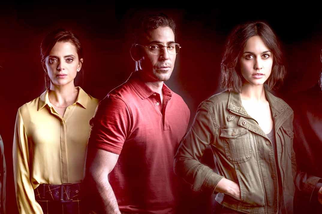 El nuevo proyecto televisivo de Miguel Ángel Silvestre