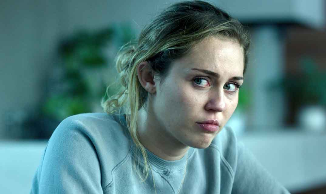 Miley Cyrus - Black Mirror © Netflix