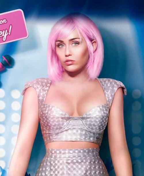 Nuevas imágenes de Miley Cyrus en «Black Mirror»