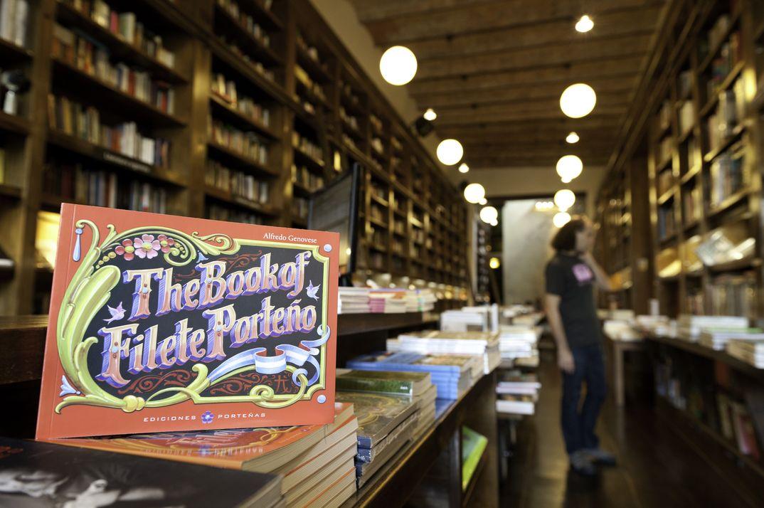 Librería Palermo