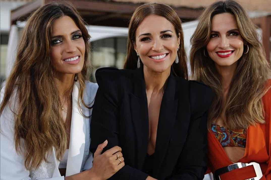 Paula Echevarría y Sara Carbonero, duelo de bellezas para Calzedonia