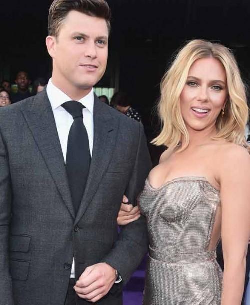 La romántica declaración de amor en directo de Scarlett Johansson