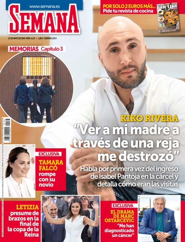 Tamara Falco rompe con su novio - Revista Semana
