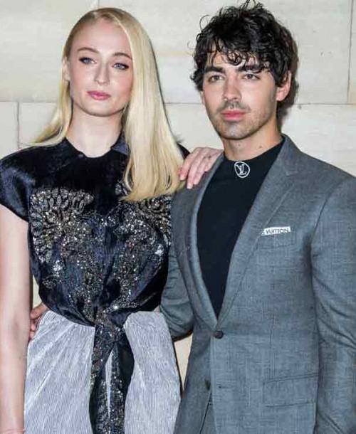 Todos los detalles de la boda sorpresa de Sophie Turner y Joe Jonas