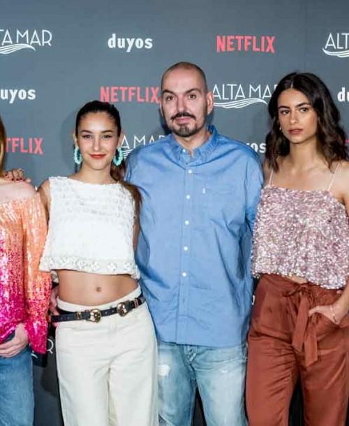 Juan Duyos presenta una colección inspirada en la serie «Alta Mar»