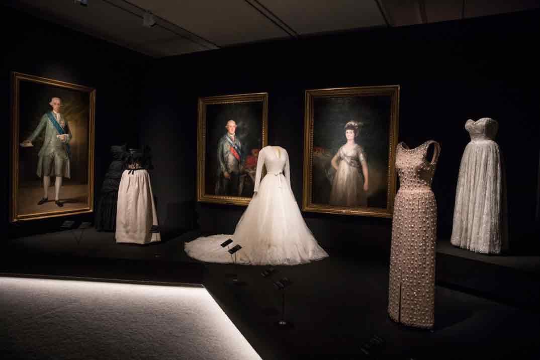 Balenciaga y la pintura española en el Museo Nacional Thyssen-Bornemisza