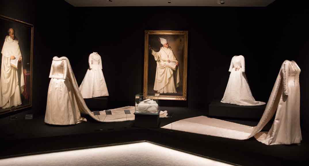 Balenciaga y la pintura española - Sala El Greco - Museo Nacional Thyssen-Bornemisza