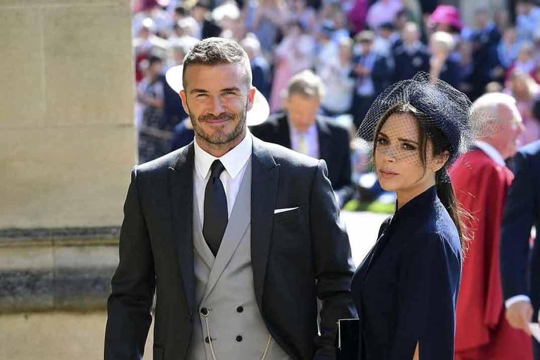 David y Victoria Beckham, invitados VIP en la boda de Pilar Rubio y Sergio Ramos