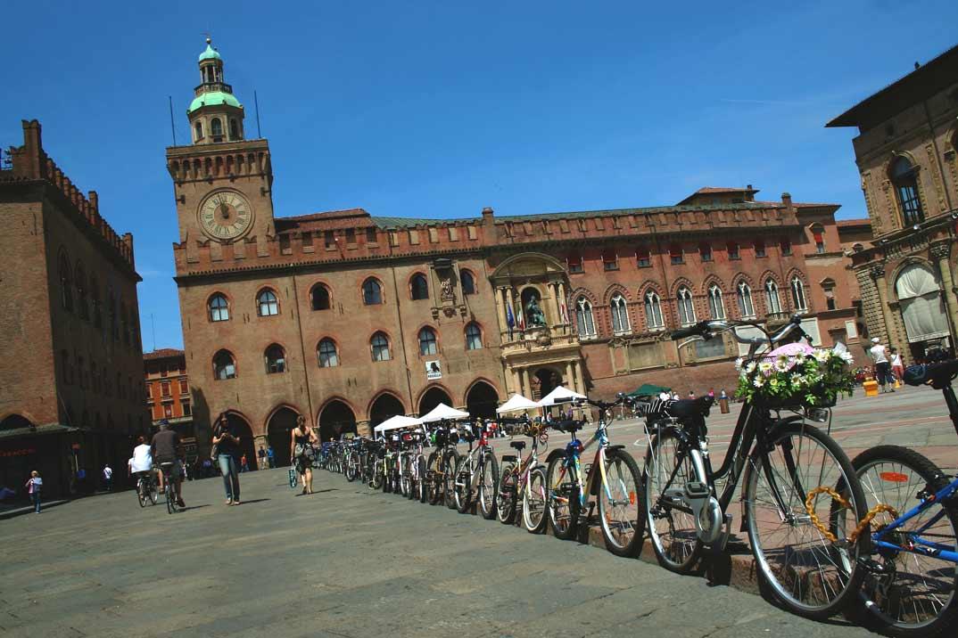 bolonia-Bicicleta