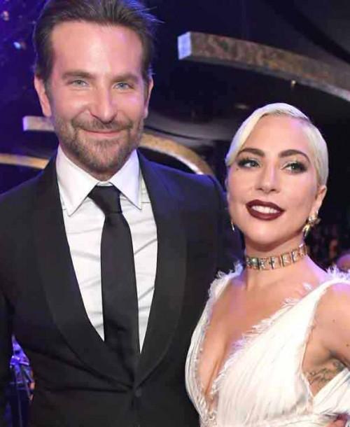 Lady Gaga habla, por fin, de su relación con Bradley Cooper