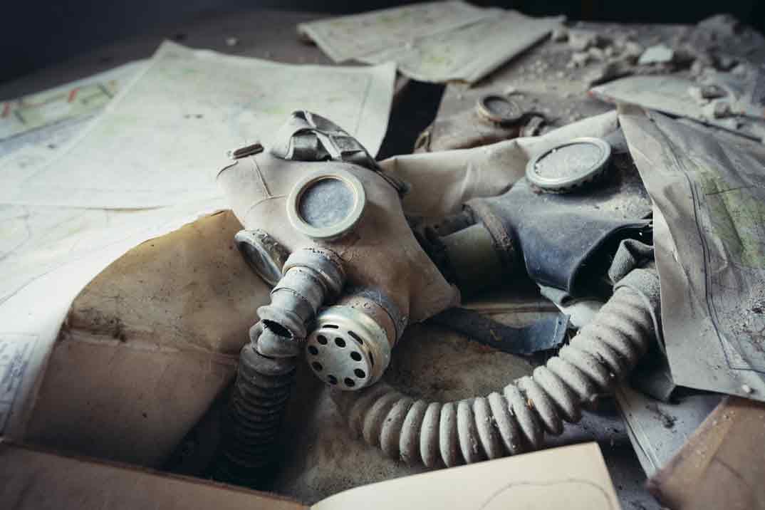 Chernóbil y otros lugares sacudidos por la tragedia